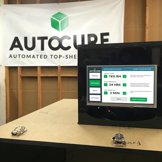 Auto Cure   Technology: How does Auto Cure work?